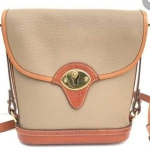 Dooney and Bourke Spectator Vintage Crossbody Bag